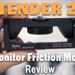 Xtender 210 Monitor Friction Mount Review