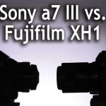 Head to Head Fujifilm XH1 vs. Sony A7 IIII