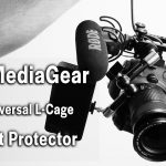 ProMediaGear Universal L-Cage Port Protector for DSLRs & Mirrorless Cameras