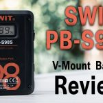 Swit Compact V-Mount Battery Review