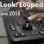 Loupedeck+ Editing Keyboard First Look at Photokina 2018