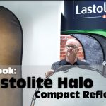 First Look: Lastolite Halo Compact Reflector (Photokina 2018)