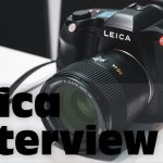 Leica Interview: S3 and More (Photokina 2018)