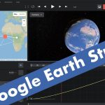 A First Look at Google Earth Studio