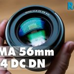 Sigma 56mm f/1.4 DC DN Contemporary E-mount Review