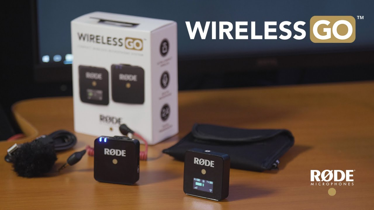 A Look At The Rode Wireless Go Lensvid Comlensvid Com