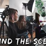 Behind The Scenes: Shooting Social Videos for Start Ups