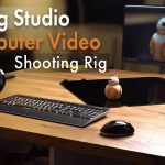How We Built a Rolling Studio Computer Video Shooting Rig