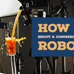 Steve Giralt: Shooting Commercials with Robots