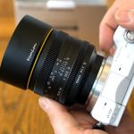 Hands on with the Kamlan 50mm f/1.1 Mark 2