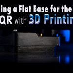 3D Printing a Flat Base for the RC2 Quick Release System