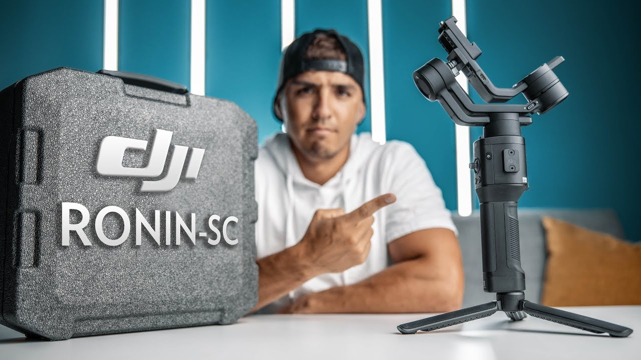 DJI Ronin-SC Gimbal Review