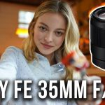 Finally – Sony Announces the FE 35mm F1.8 Lens