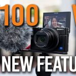 Hands on with the Sony RX100 VII