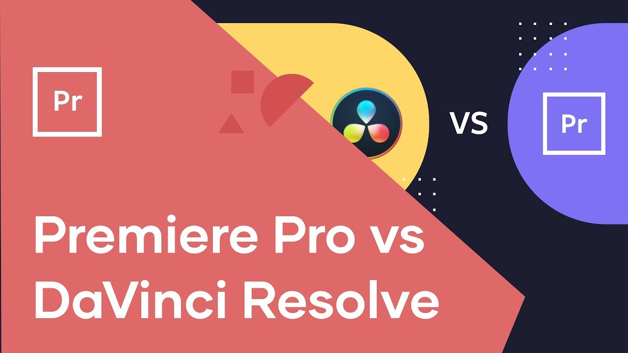 Head to Head DaVinci Resolve 16 vs. Premiere Pro 2019