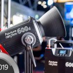 IBC 2019:l Aputure LS 300X Bi-Color and LS 600D Ultra Bright LEDs First Look