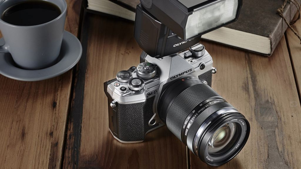 Hands on with the Olympus E-M5 MARK III