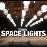Using Space Lights for Video and Cinema Productions