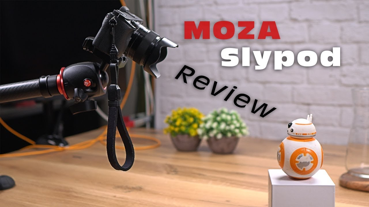 Moza Slypod - Monopod Slider Review