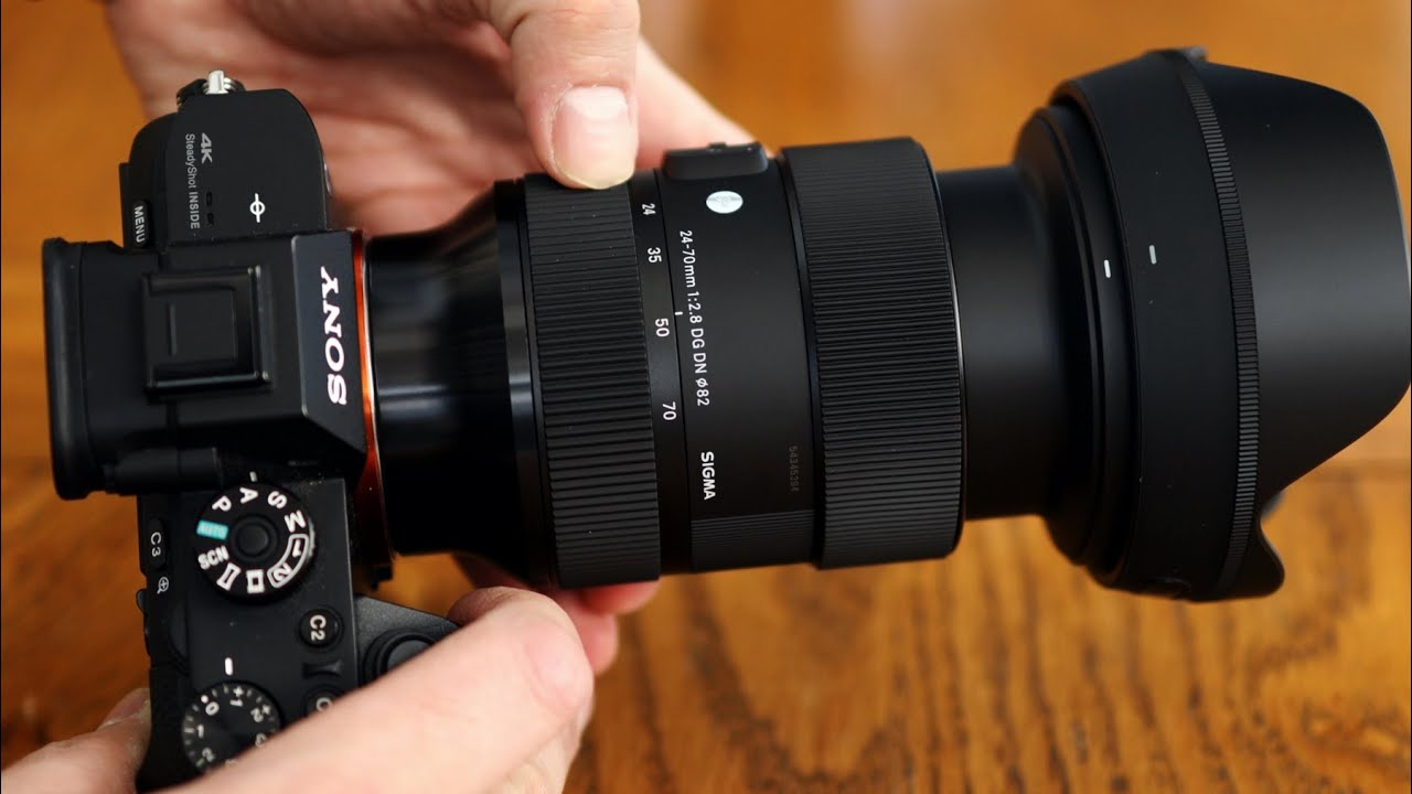 Hands on Review of the Sigma 24-70mm f/2.8 DG DN Art Lens
