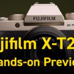 Hands on with the Fujifilm X-T200