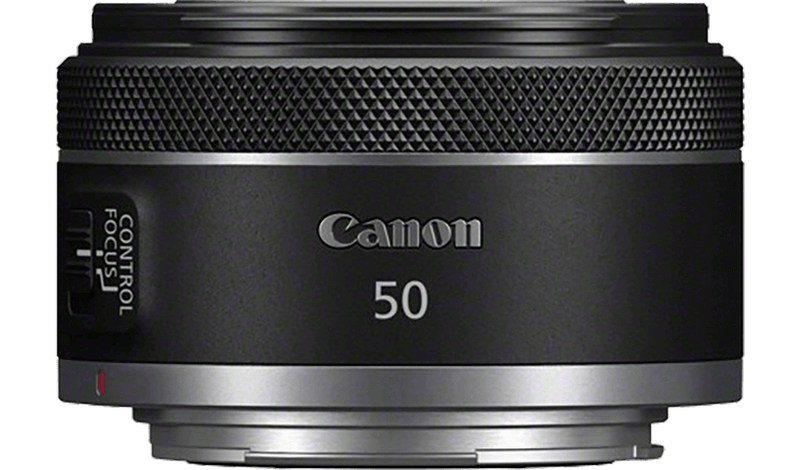 The all new Canon RF 50mm f/1.8 STM nifty fifty RF style