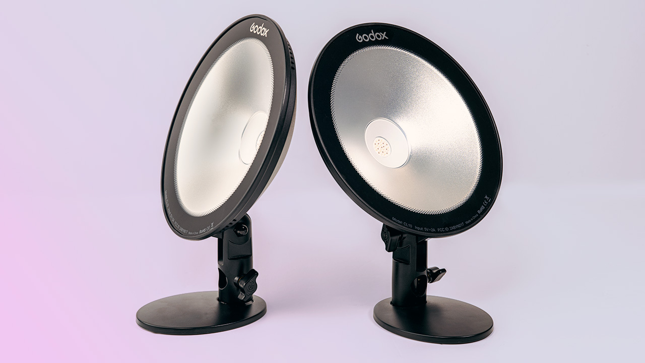 Godox CL10 remote controlled color lights