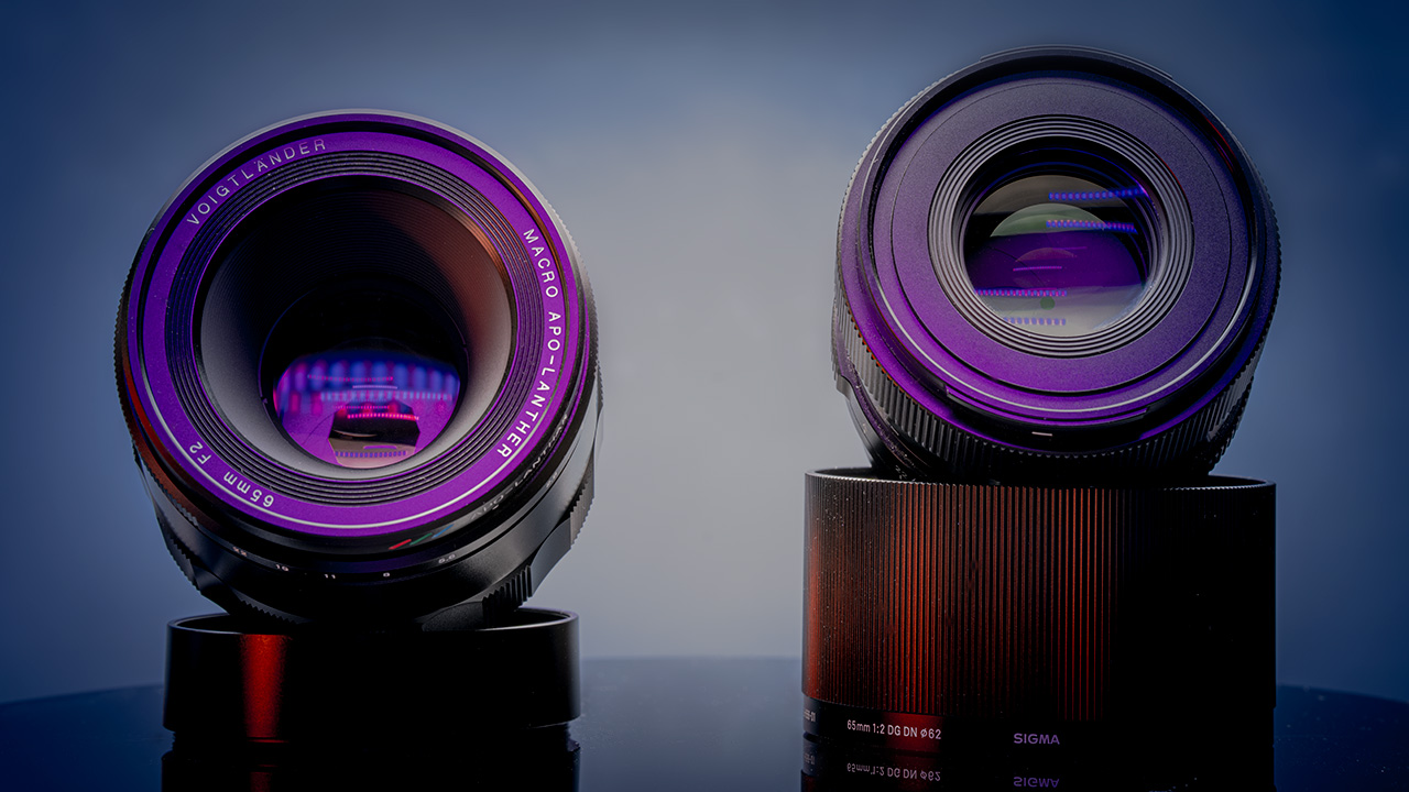 Both lenses: lots of pros and a few cons