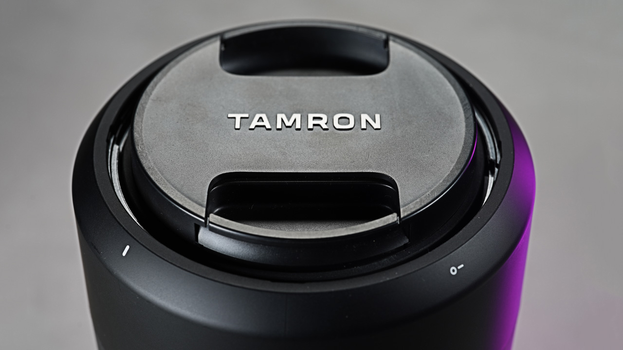 The longest Tamron E-moutn lens to date
