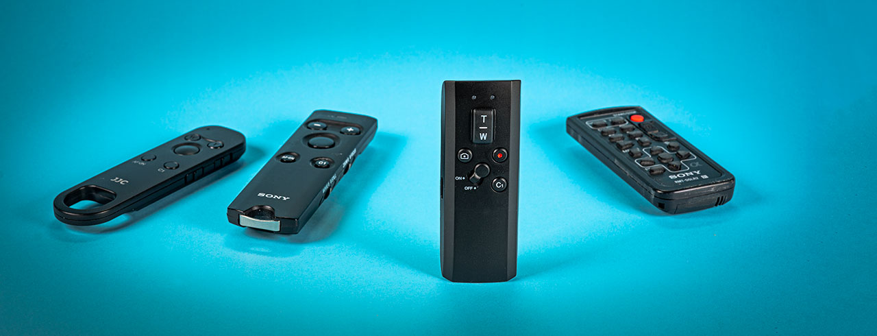 The best wireless remote for Sony cameras?