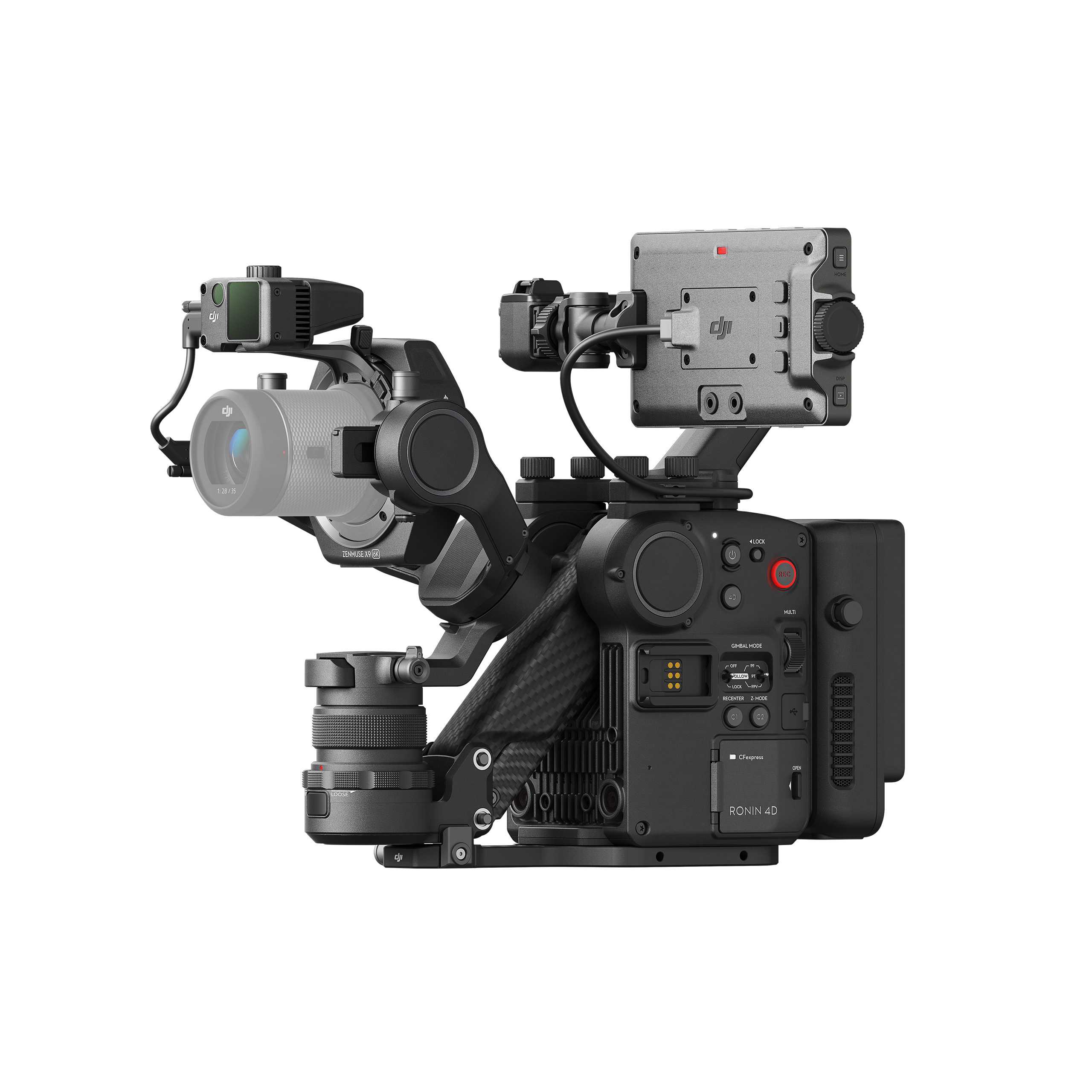 DJI RONIN 4D Cinema Camera with a Built in Gimbal: Hands On