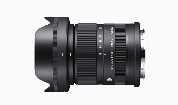 Hands on with the Sigma 18-50mm F2.8 DC DN